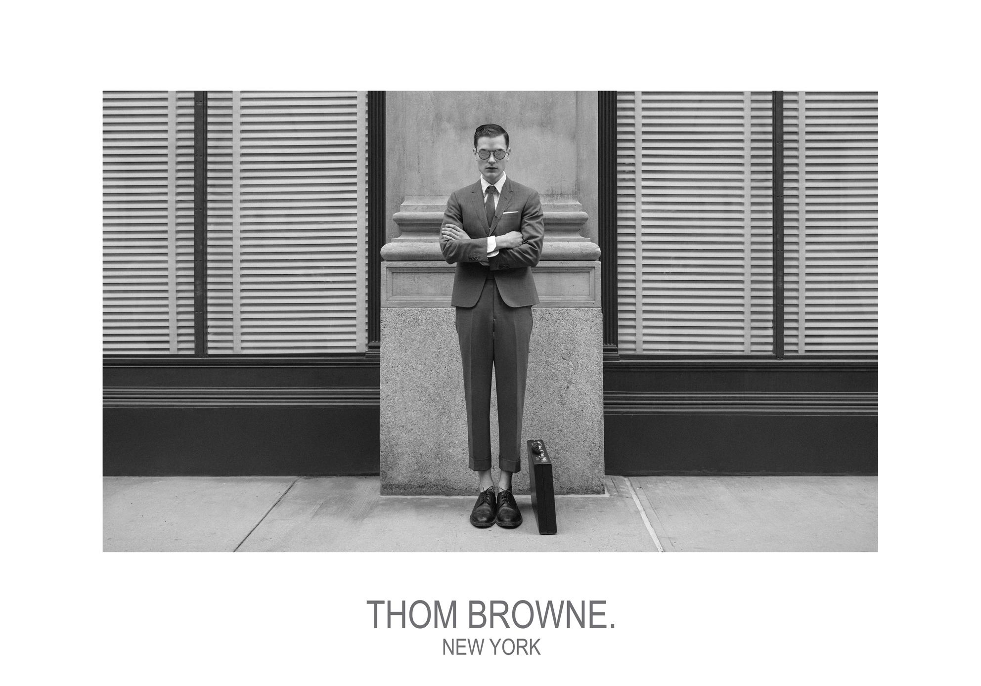 THOM BROWNE.(トムブラウン)